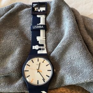 Swatch Olympic watch - never worn